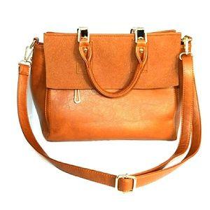 Handbags - Large Crossbody Handbag